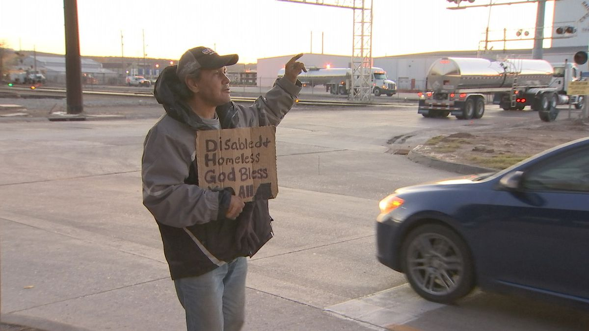 Tulsa homeless say panhandling fine increase will target the community's most needy