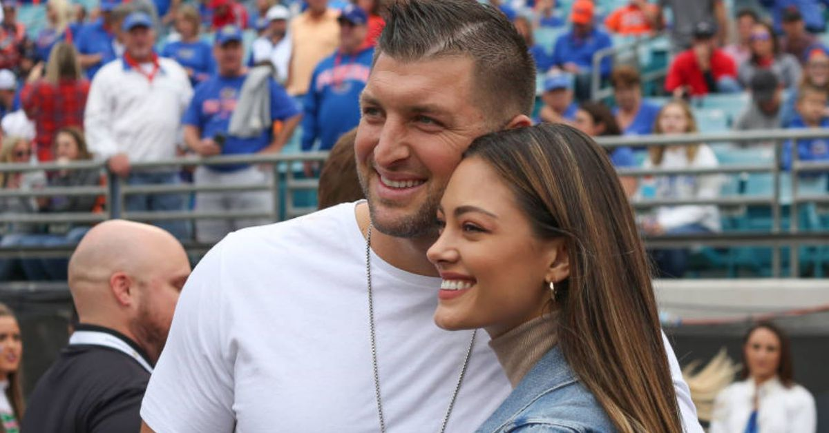 Tim Tebow marries Demi-Leigh Nel-Peters in South Africa