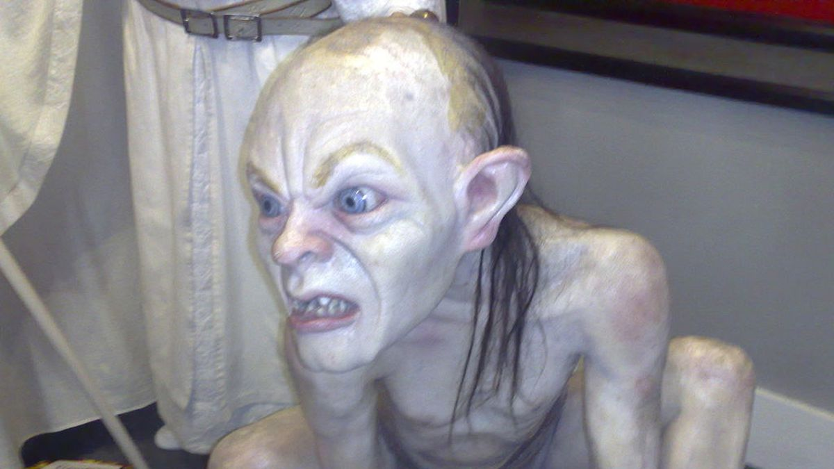 Creepy creature in home security video may look like Dobby, Gollum, but probably not