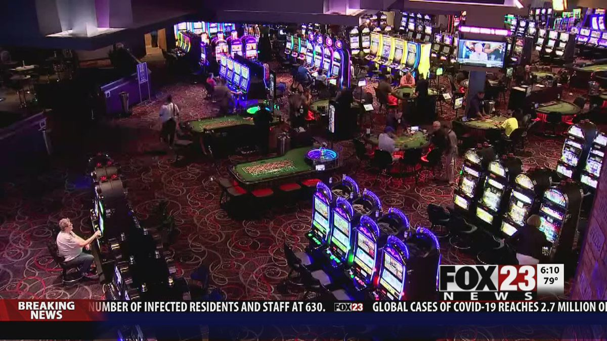 Federal judge rules Oklahoma tribal gaming compact renews automatically